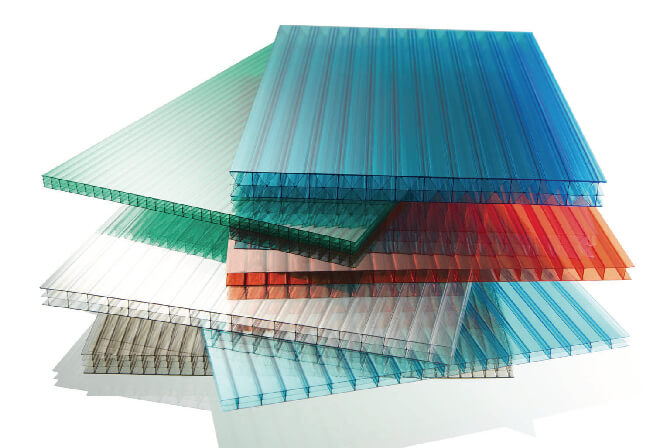 warna polycarbonate